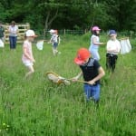 Year 2 trip to low Barnes nature Reserve.