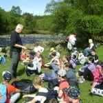 Year 5 visit to High Force