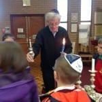 The Shabbat Candle