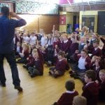 Paul Cookson Poet Visit