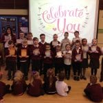 Our New Year Stars!