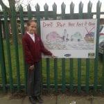 Parking Poster Winner!